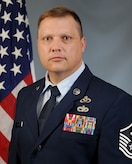 Official photo of Master Sgt. Ruan Brits.