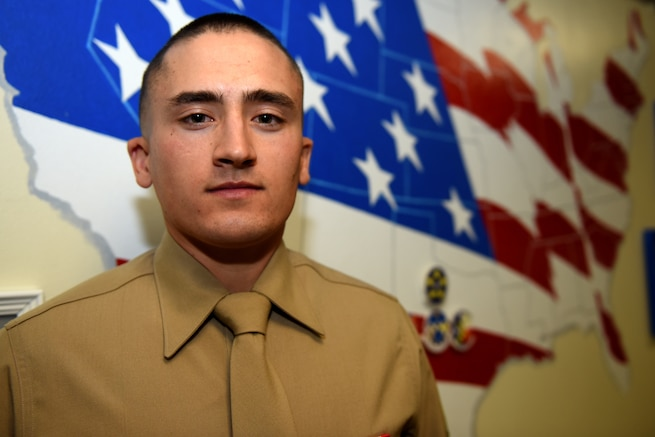 A series highlighting exceptional Airmen, Soldiers, Sailors and Marines