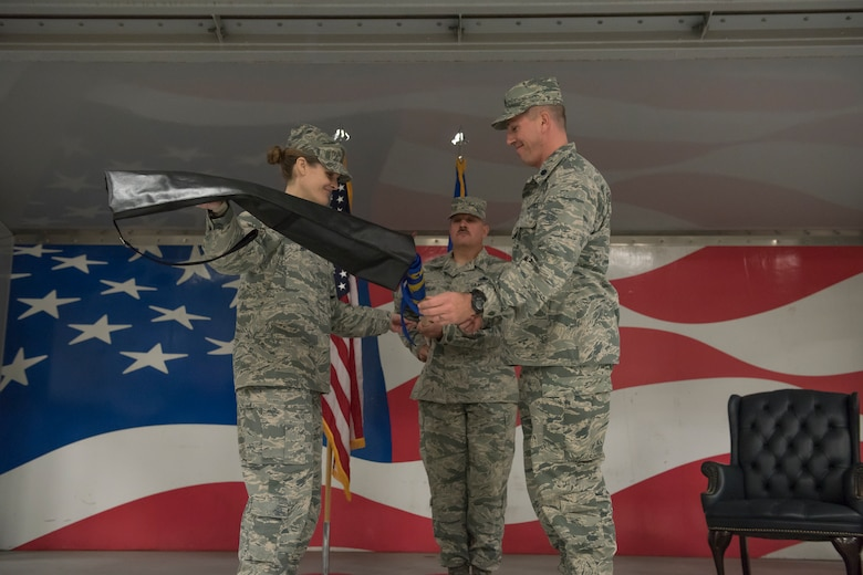 4th MXG activates new maintenance squadron