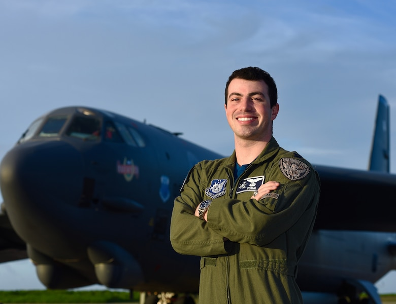 At just 27-years-old, Capt Gluck is being recognized for his community service, his devotion to country, and his commitment to the Language Enabled Airman Program.