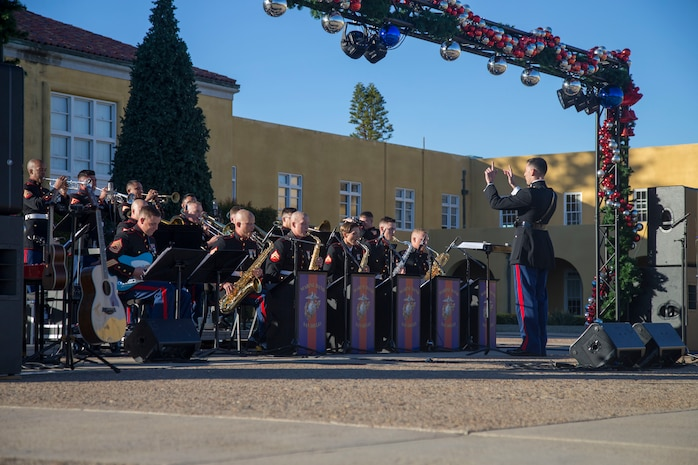 The main event for this year's holiday season was the 2018 Holiday Concert.
