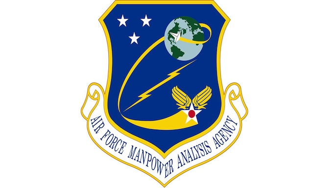 Air Force Manpower Analysis Agency shield