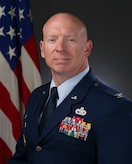 Colonel Victor Beeler, U.S. Air Force, official photo