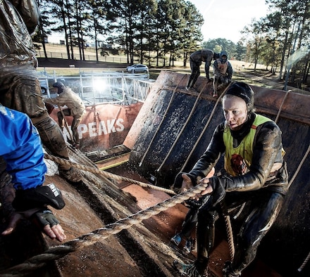 Capt. Rost places second in Worlds Toughest Mudder