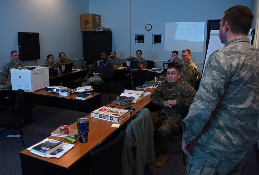 Ninth AF begins Mission Readiness Exercise