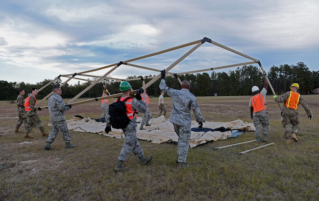 Ninth AF begins Mission Readiness Exercise