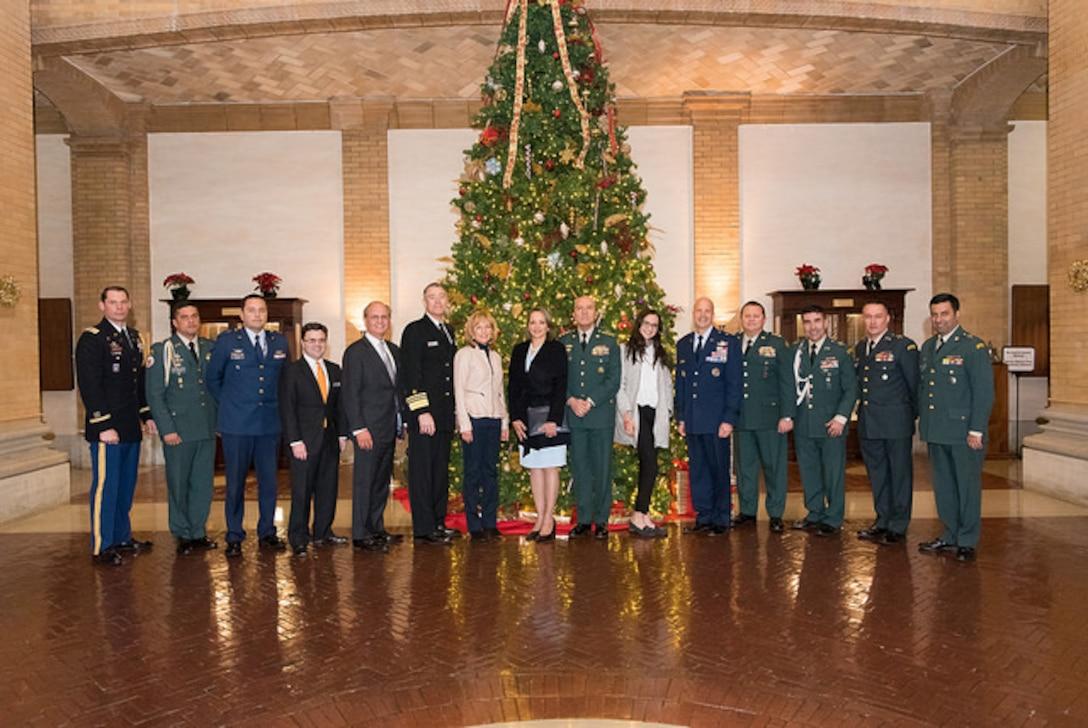 IHOF VIP group photo