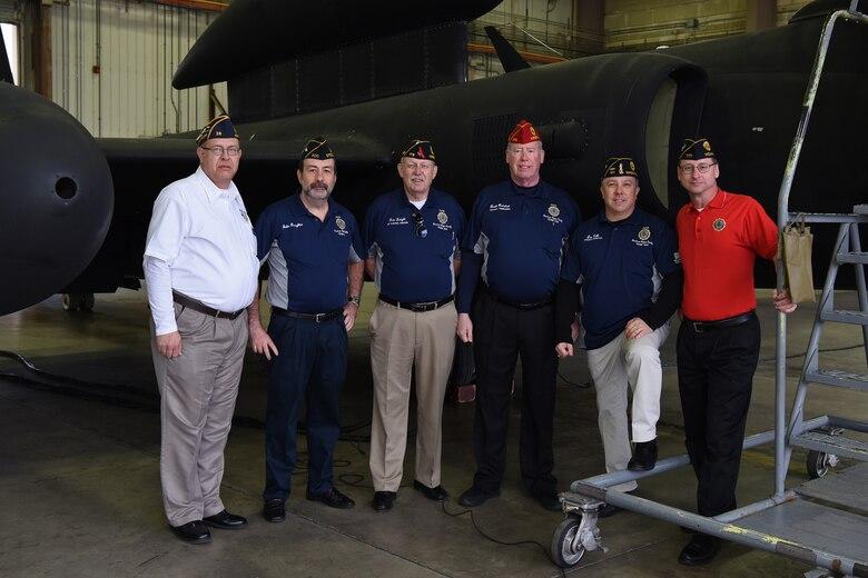 American Legion visits Osan
