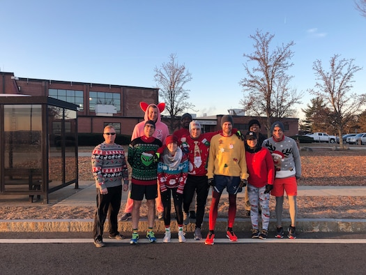 2018 Westover Ugly Sweater 5K Race