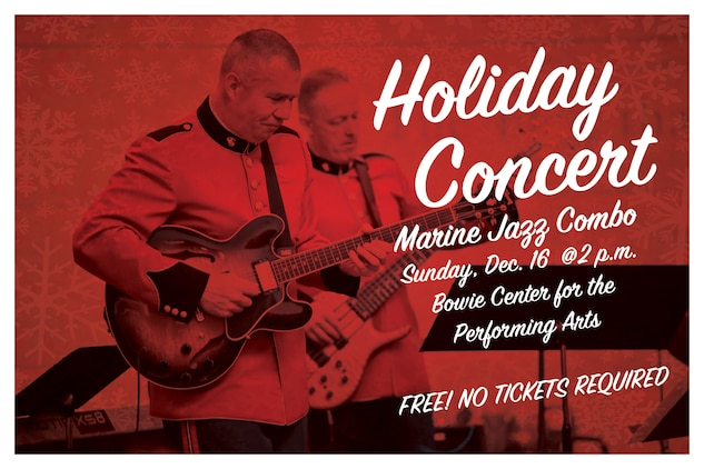 Holiday Concert at Bowie Performing Arts Center