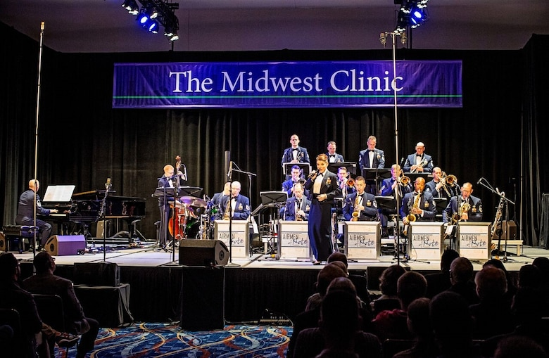 Airmen of Note at Midwest 2014