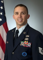 Tech. Sgt. David J. Hutson is one of two new recruiters assigned to the 403rd Wing Recruiting Office and is an addition to the New Orleans office. (U.S. Air Force photo)
