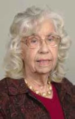 Hilda Faust Mathieu