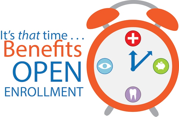 Benefits open enrollment
