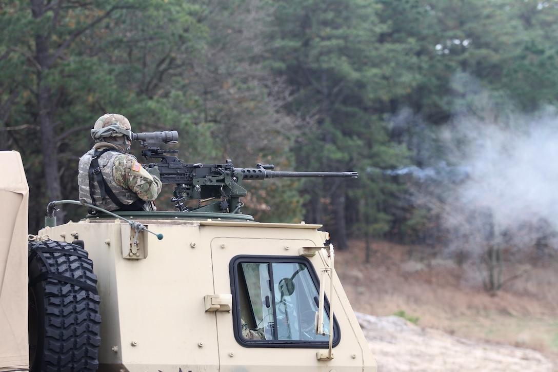 Task Force Dagger Operation Cold Steel III