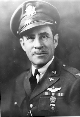Maj. Gen. Tinker