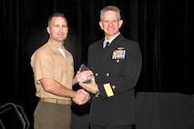 MCTSSA Marine receives 2018 Lasswell Award for Fleet Support
