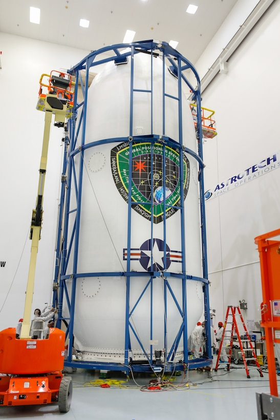GPS III encapsulation