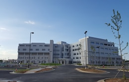 Huntsville Center's MOT is providing complete turn-key project support for the equipping and transitioning of staff and patients into the Brian Allgood Army Community Hospital and Ambulatory Care Center at Camp Humphrey, Republic of Korea. The new 772,000 square foot facility is set to open in November, 2019.
