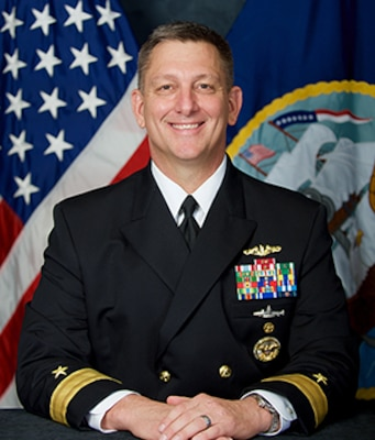 Rear Adm. Scott Pappano assumes command of Naval Undersea Warfare Center Headquarters