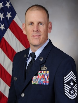 Chief Master Sergeant Christopher L. Walker is the Command Chief Master Sergeant, 75th Air Base Wing, Hill Air Force Base, Utah.