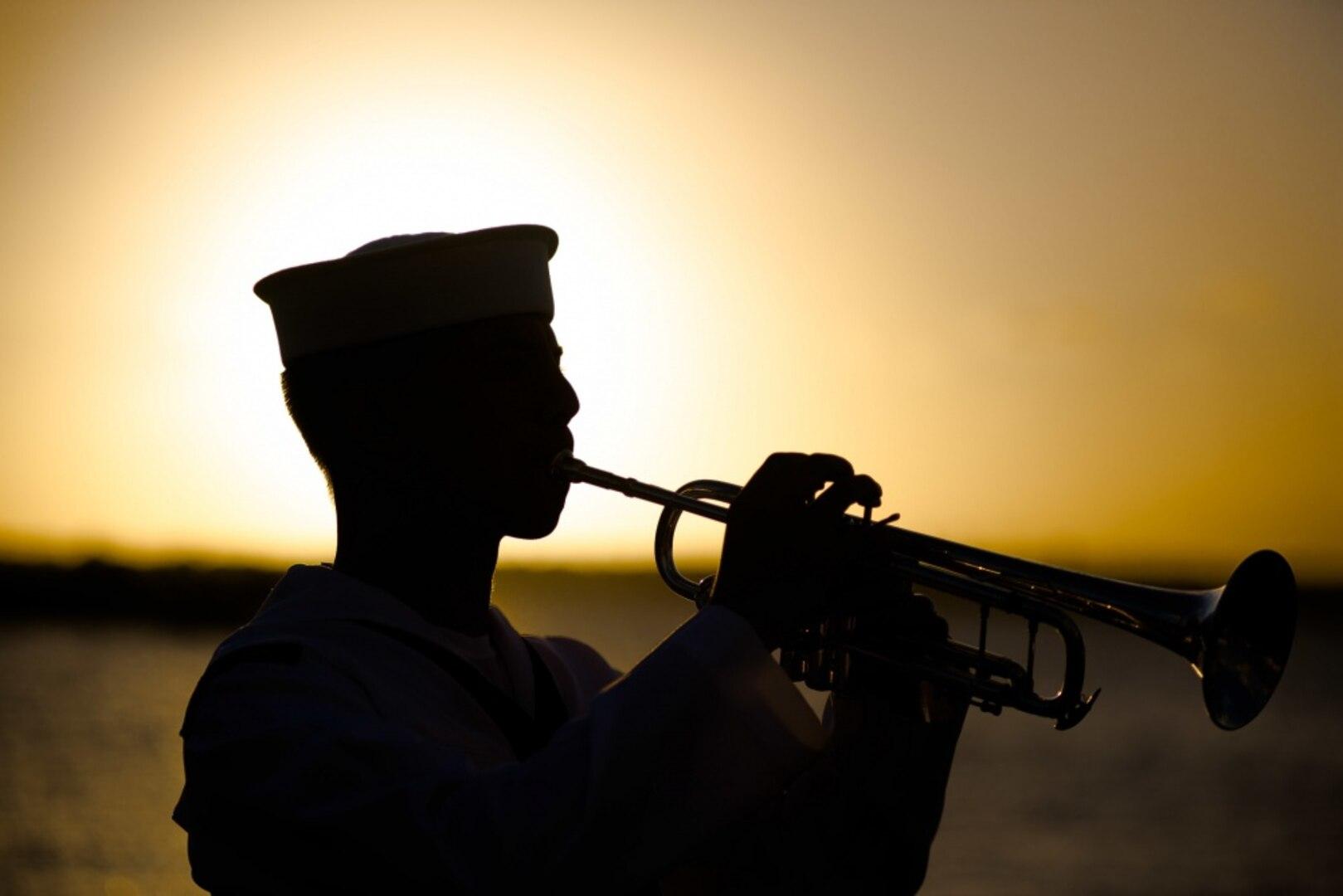 Joint Base Pearl Harbor-Hickam Celebrates 'Blackened Canteen' Ceremony