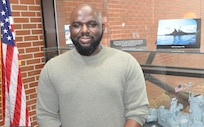 """IMAGE: Naval Surface Warfare Center Dahlgren Division (NSWCDD) mathematician Willie Crank is a 2019 Black Engineer of the Year Awards (BEYA) Science Spectrum Trailblazer award winner. """"I am deeply honored to have been selected for this award and I want to thank every person throughout my life and career who supported, guided and believed in me,"""" said Crank in response to the news. """"I hope that I continue to not only meet, but exceed the expectations of others and strive to achieve the goals I have set forth."""""""