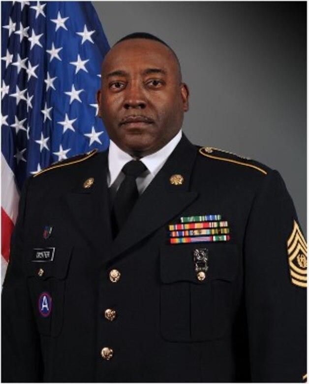 Command Sergeant Major, USACAPOC (A)