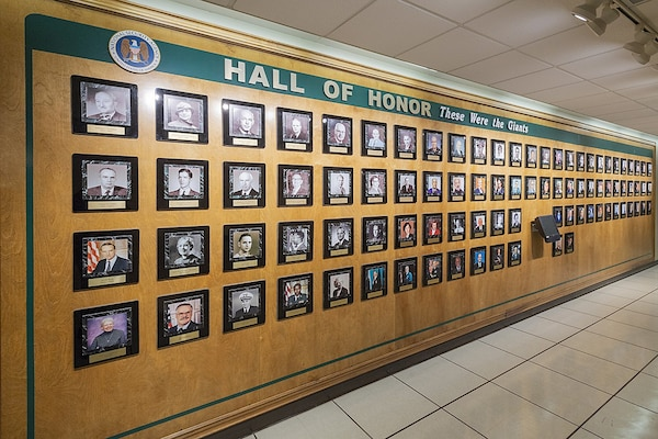 Image of the Hall of Honor