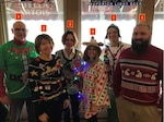 Distribution J4 celebrates the holiday season with ugly sweater contest