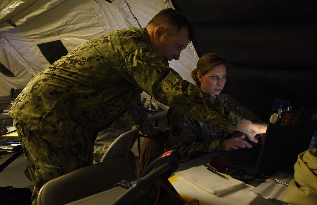Ninth AF certifies as JTF-capable HQ with joint, coalition partners