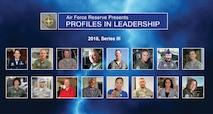 Profiles in Leadership Vol. III