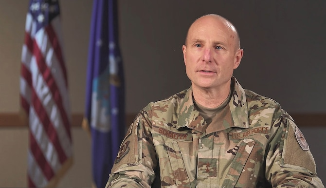 Maj. Gen. Carl Schaefer,