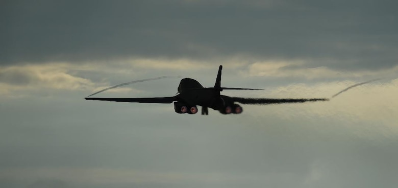 The B-1B Lancer: 20 years of global power