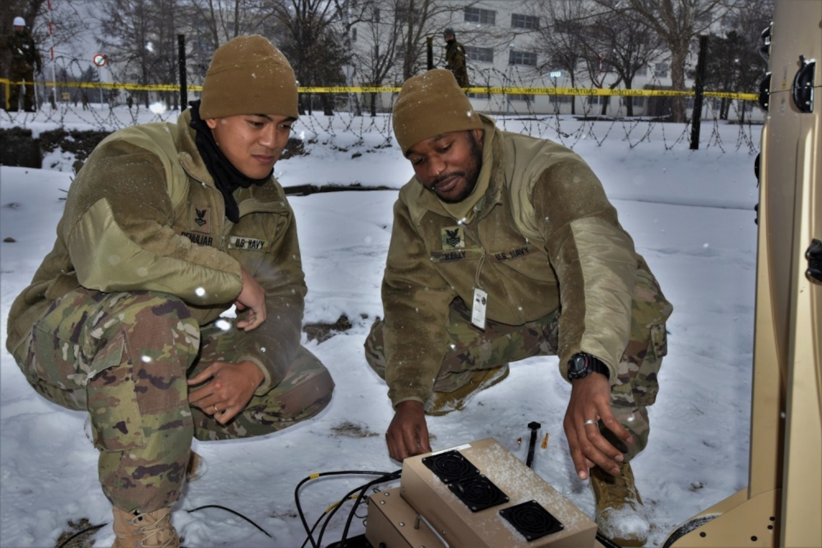 Joint Communications Support Element Provides Global Support