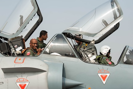 Exercise Enhances Trust, Cooperation between U.S., Indian Air Forces