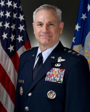 Lt. Gen. Timothy G. Fay