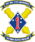 1st Battalion 11th Marines