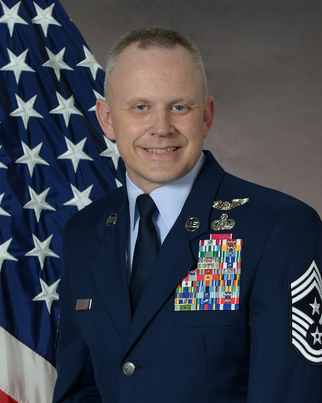 Chief Master Sergeant Philip B. Hudson