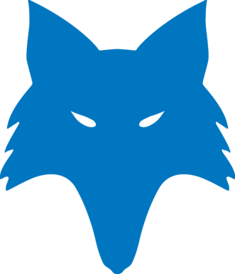Blue South Carolina Air National Guard Swamp Fox logo