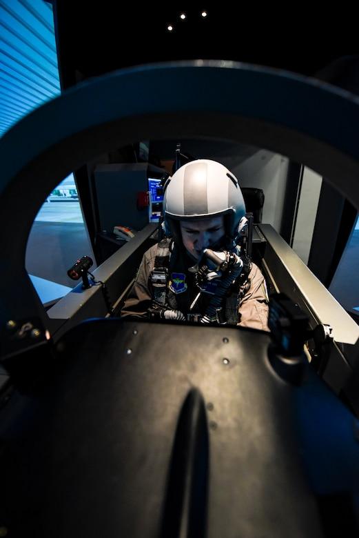 Sheppard AFB ENJJPT Simulator Pilot Training