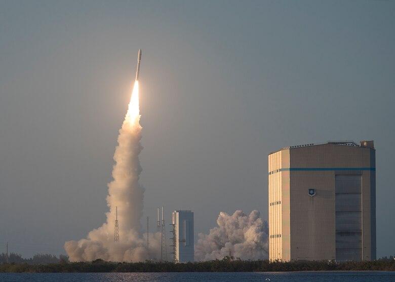 Schriever's space experimenters blaze new trails