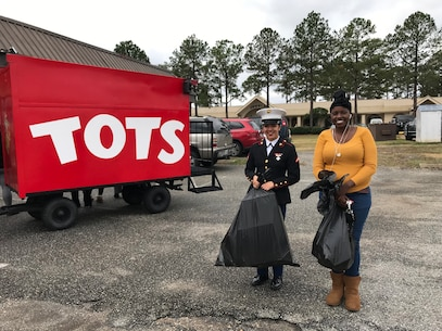 The Toys for Tots annual program drive has ended and distributions were made Dec. 15 to those who signed up with the local Salvation Army.