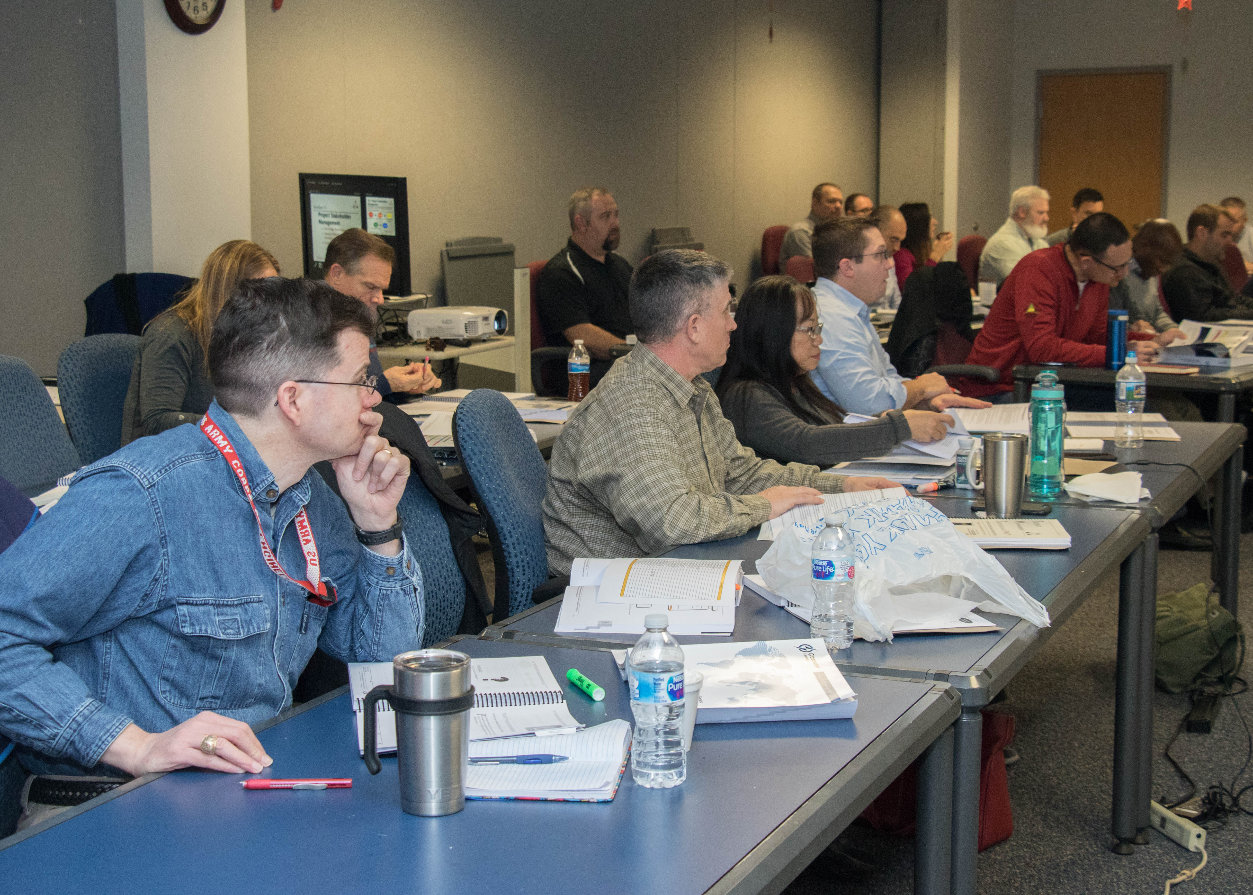 Pmp Boot Camp Prepares Project Managers For Certification Middle
