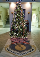 117 ARW Christmas Tree