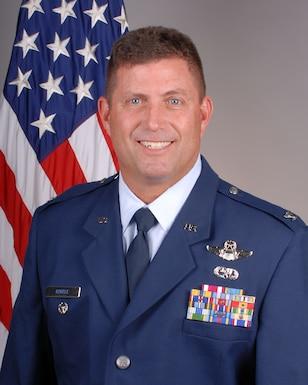 Col. Bradley Hinkle