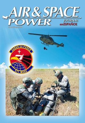The Air & Space Power Journal (ASPJ) in Spanish is a forum for the dissemination of original research articles and review articles in numerous areas, refereed by subject-matter experts, of an academic nature, whose mission seeks to stimulate professional dialogue on Air and Space Power among the members of the Armed Forces of the Americas, historians, professors and the general public.
