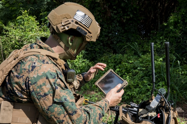 Island Marauder demo puts new technology to the test with 3rd Marines