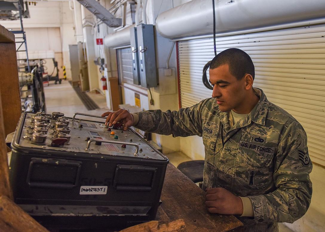 Armament back shop keeps bombs dropping