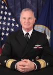 Rear Admiral Brian Hurley